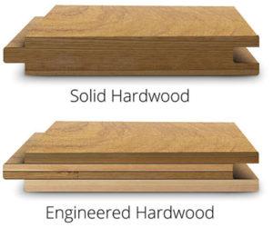 Solid VS Engineered Hardwood
